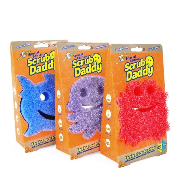 Special Edition Summer Scrub Daddy Bundle
